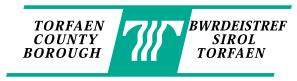 Torfaen CBC logo