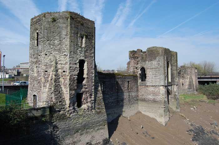 Newport Castle