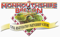 Monmouthshire and Brecon Canal Regeneration Partnership Scheme logo