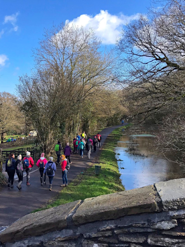 MBACT Canalside walks 2017