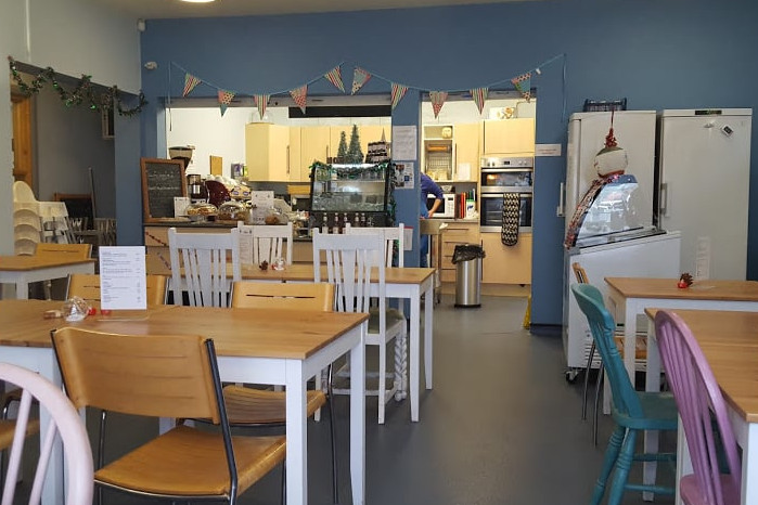 Fourteen Locks Cafe