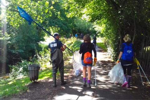 Volunteer Litter Pick