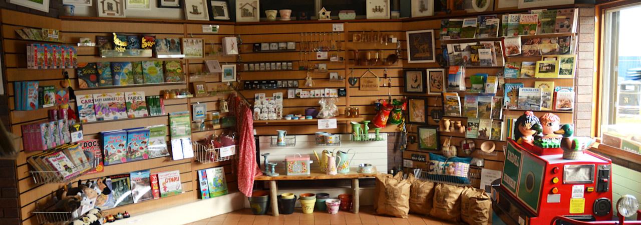 Fourteen Locks gift shop
